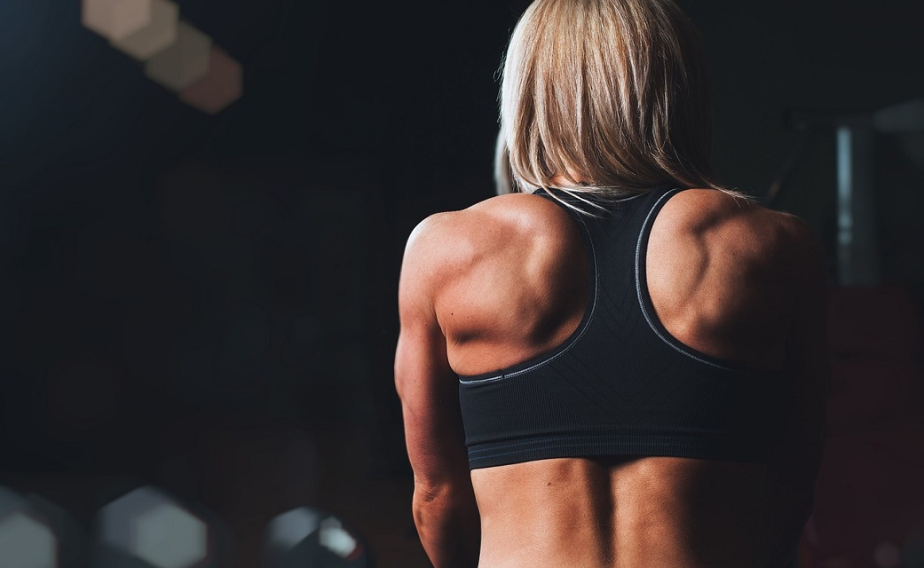Back Fat and Underarm Flab