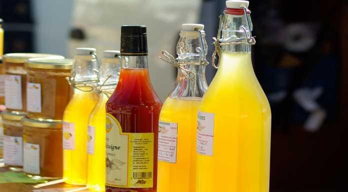 use apple cider vinegar and honey