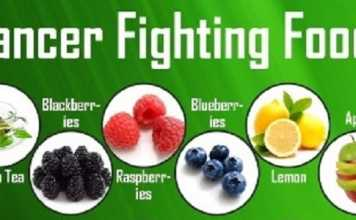 foods that help fight cancer cells