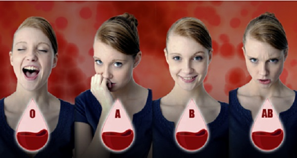 Blood types common