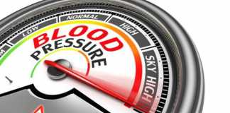 High blood pressure in young adults