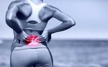Stiff lower back muscles