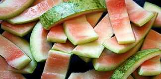 What nutrients are in watermelon