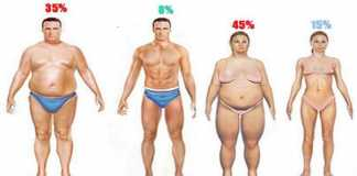Body fat loss
