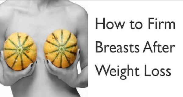 exercise to lift sagging breasts