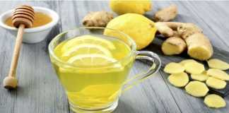 lemon ginger water for weight loss