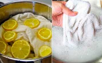 How to bleach clothes back to white