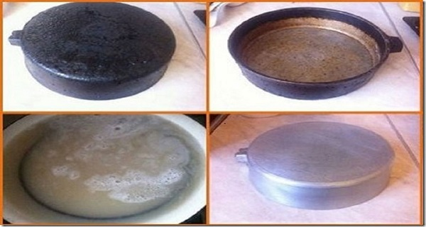Learn How To Get Burnt Pot Clean Easily And With Natural