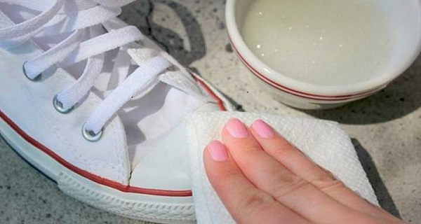 How To Get Water Stains Out Of Leather Shoes