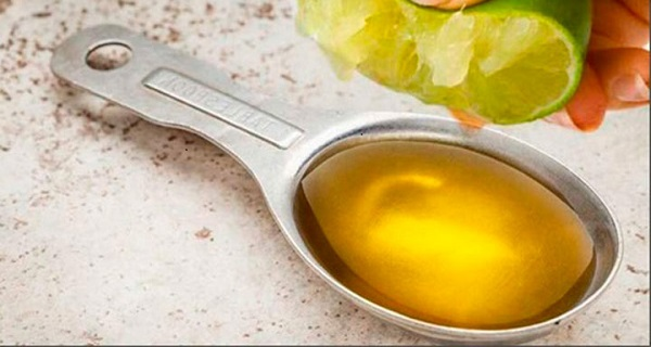 olive oil with lemon benefits