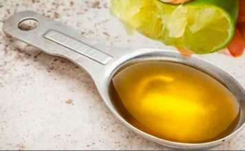 benefits of olive oil and lemon juice