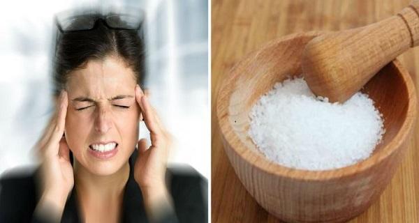 pink Himalayan salt for migraines
