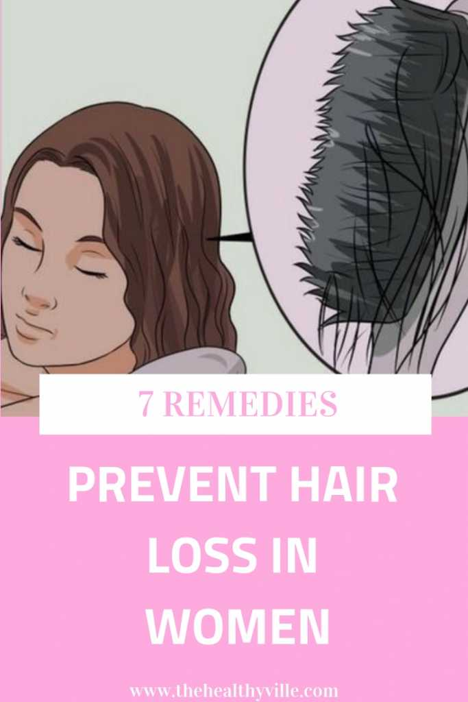 Reasons for Hair Loss in Women and 7 Remedies to Prevent It