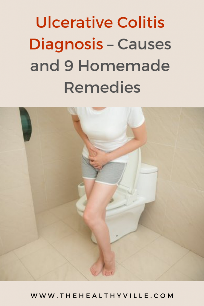 Ulcerative Colitis Diagnosis – Causes and 9 Homemade Remedies