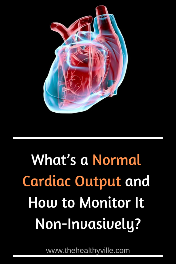 What's a Normal Cardiac Output and How to Monitor It Non-Invasively