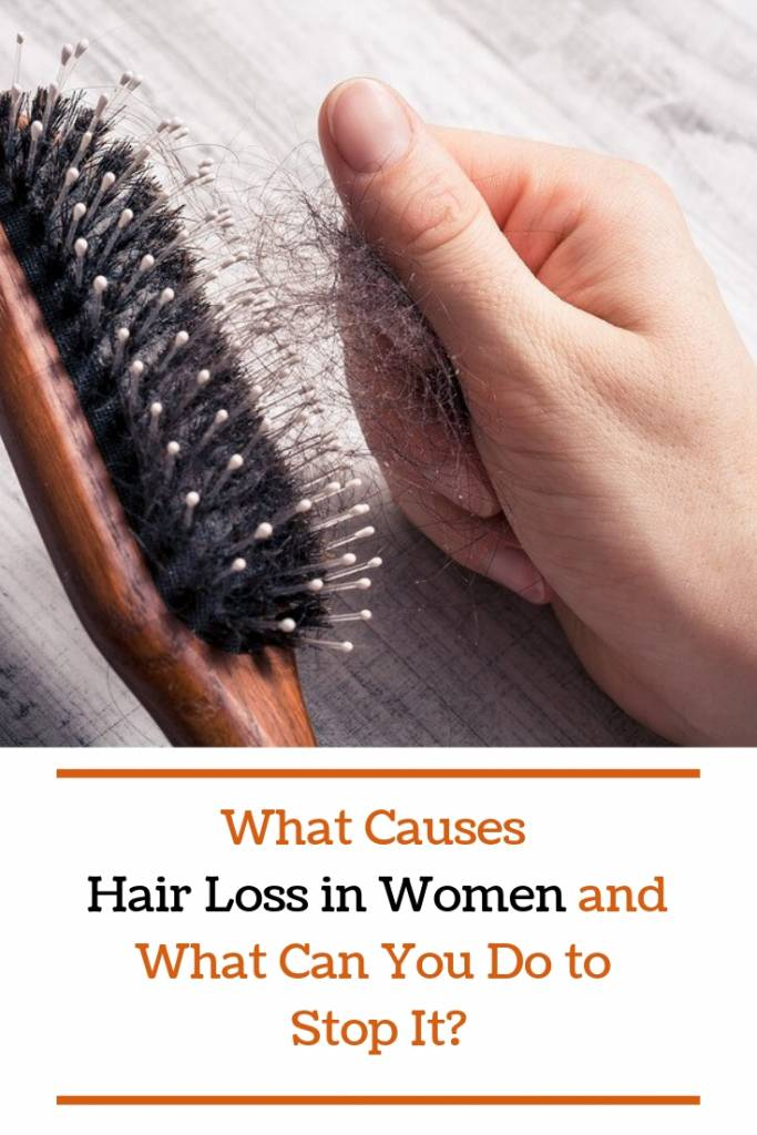 What Causes Hair Loss in Women and What Can You Do to Stop It