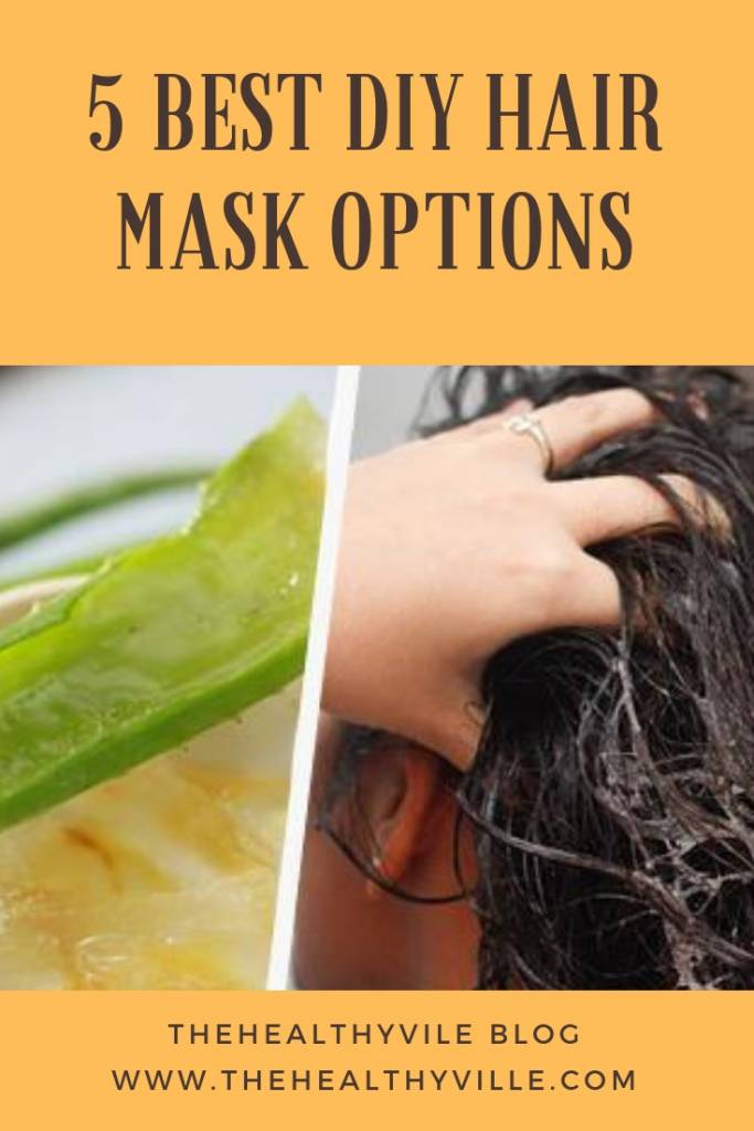 5 Best DIY Hair Mask Options
