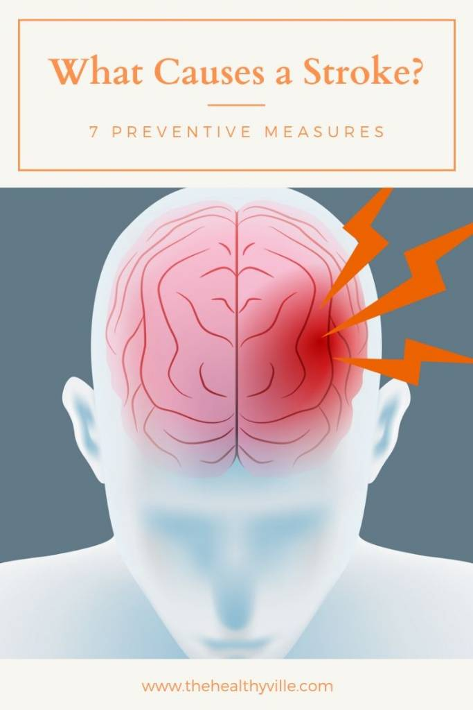 What Causes a Stroke - 7 Preventive Measures