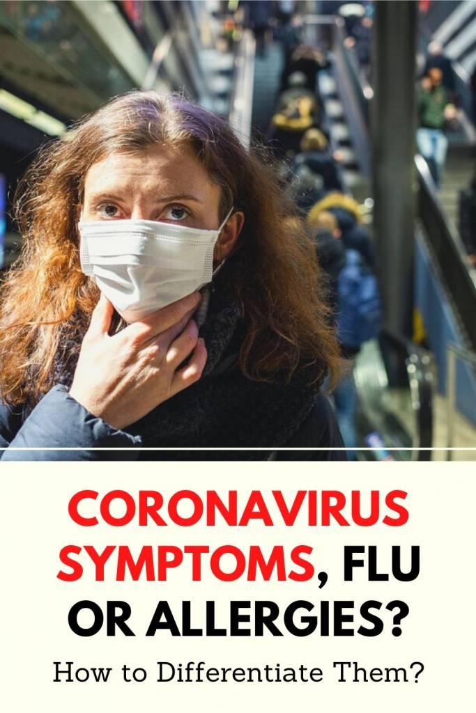 Coronavirus Symptoms, Flu or Allergies_ – How to Differentiate Them_