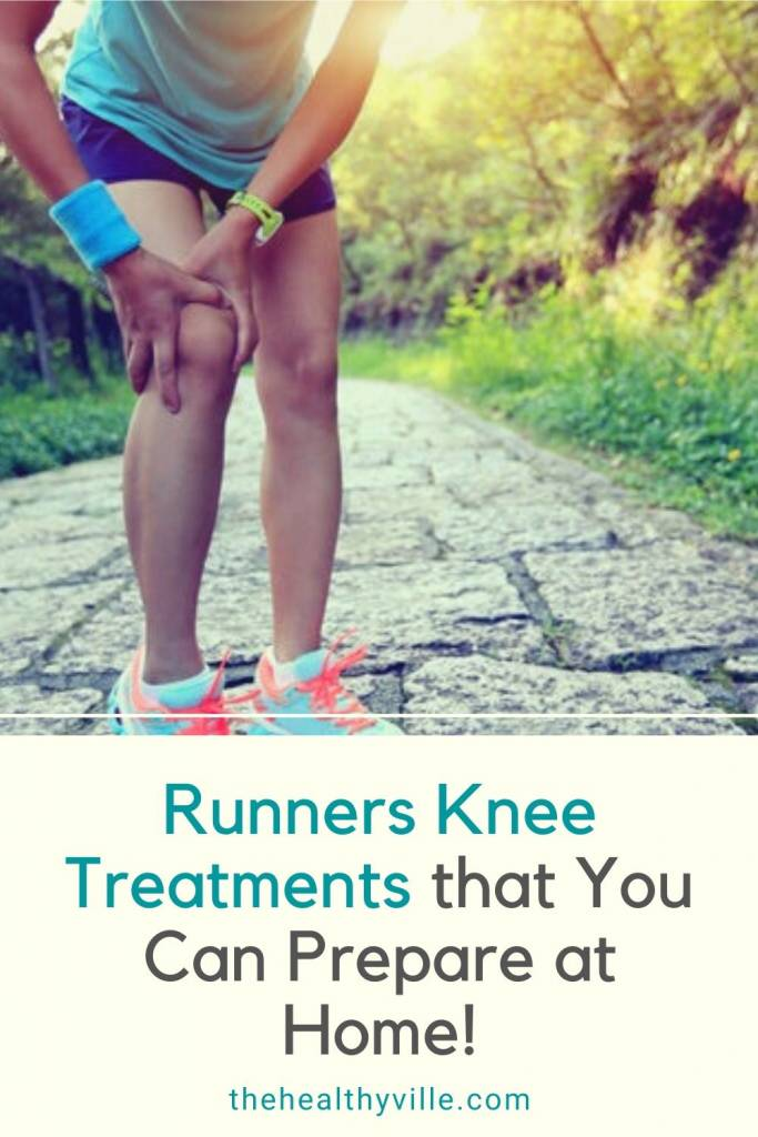 Runners Knee Treatments that You Can Prepare at Home!
