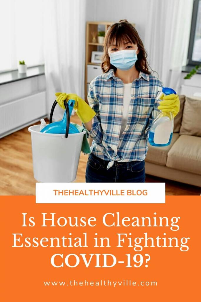 Is House Cleaning Essential in Fighting COVID-19_