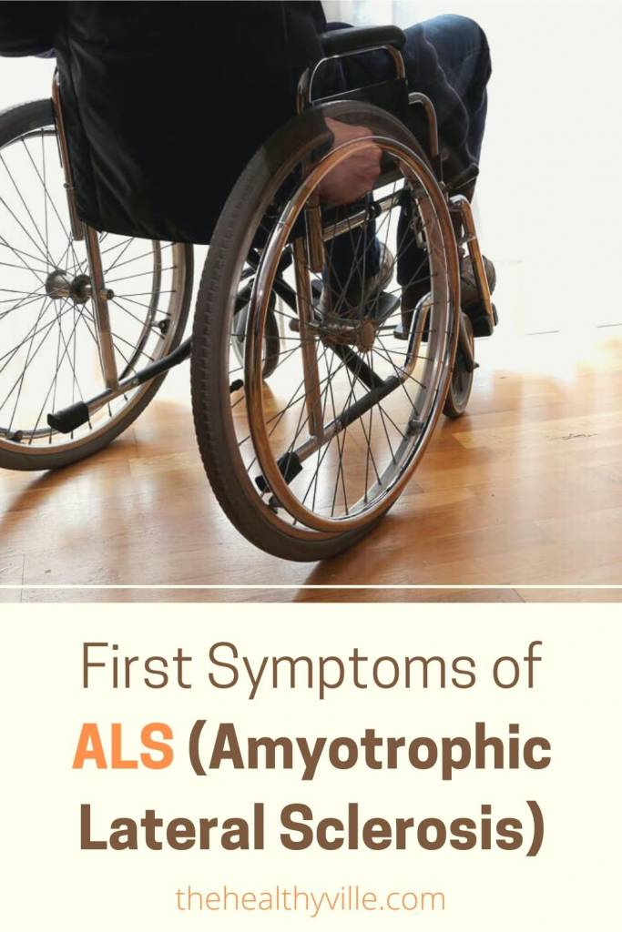 First Symptoms of ALS (Amyotrophic Lateral Sclerosis) – Recognize Them!