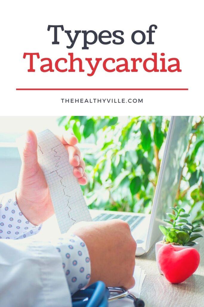 Types of Tachycardia