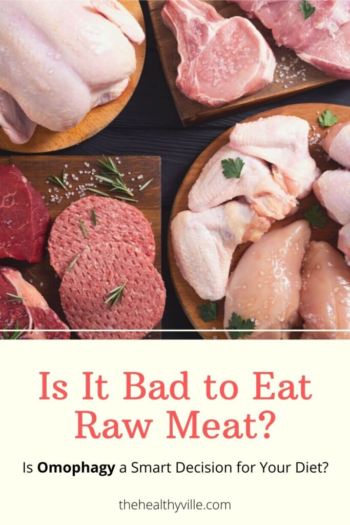 Is It Bad to Eat Raw Meat_ Is Omophagy a Smart Decision for Your Diet_