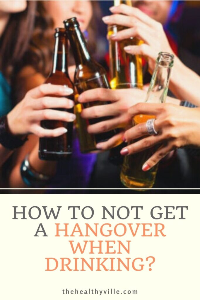 How to Not Get a Hangover When Drinking_ – Do Not Mix Drinks!