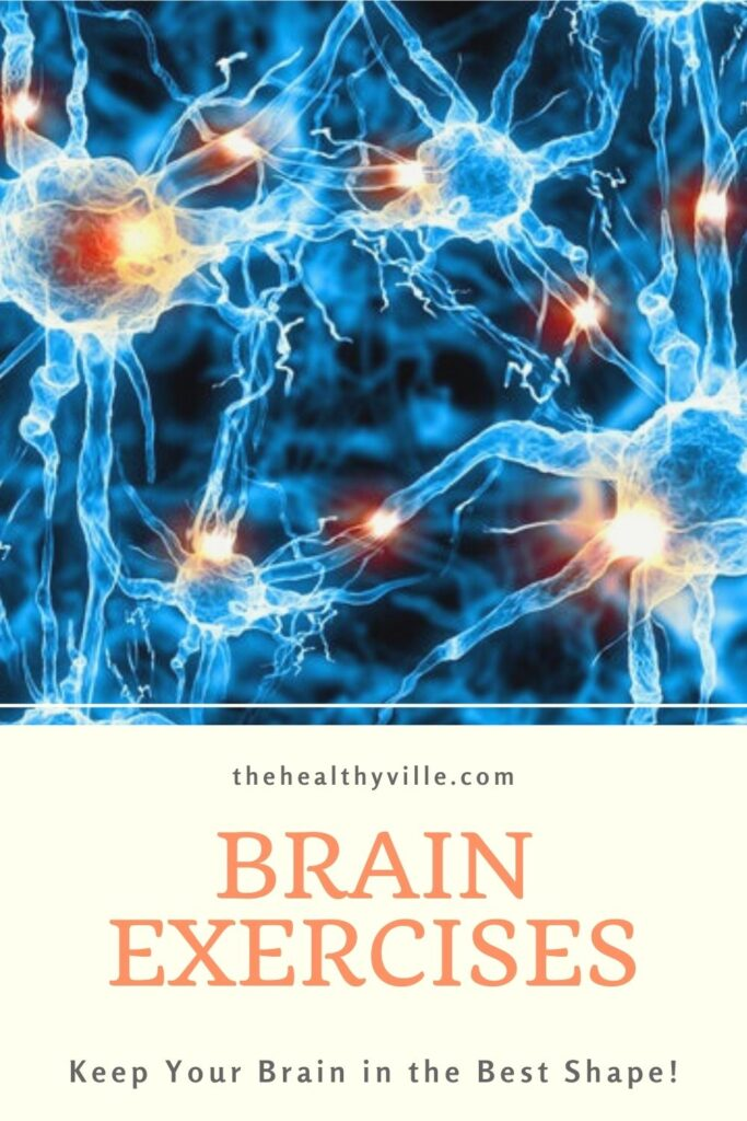 Brain Exercises – Keep Your Brain in the Best Shape!