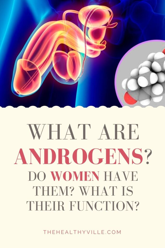 What Are Androgens Do Women Have Them What Is Their Function